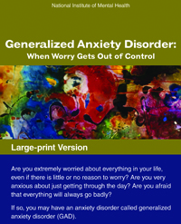 Recognizing When Worry and General Anxiety Get Out of Control