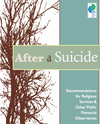 After a Suicide: A Guide for Religious Leaders